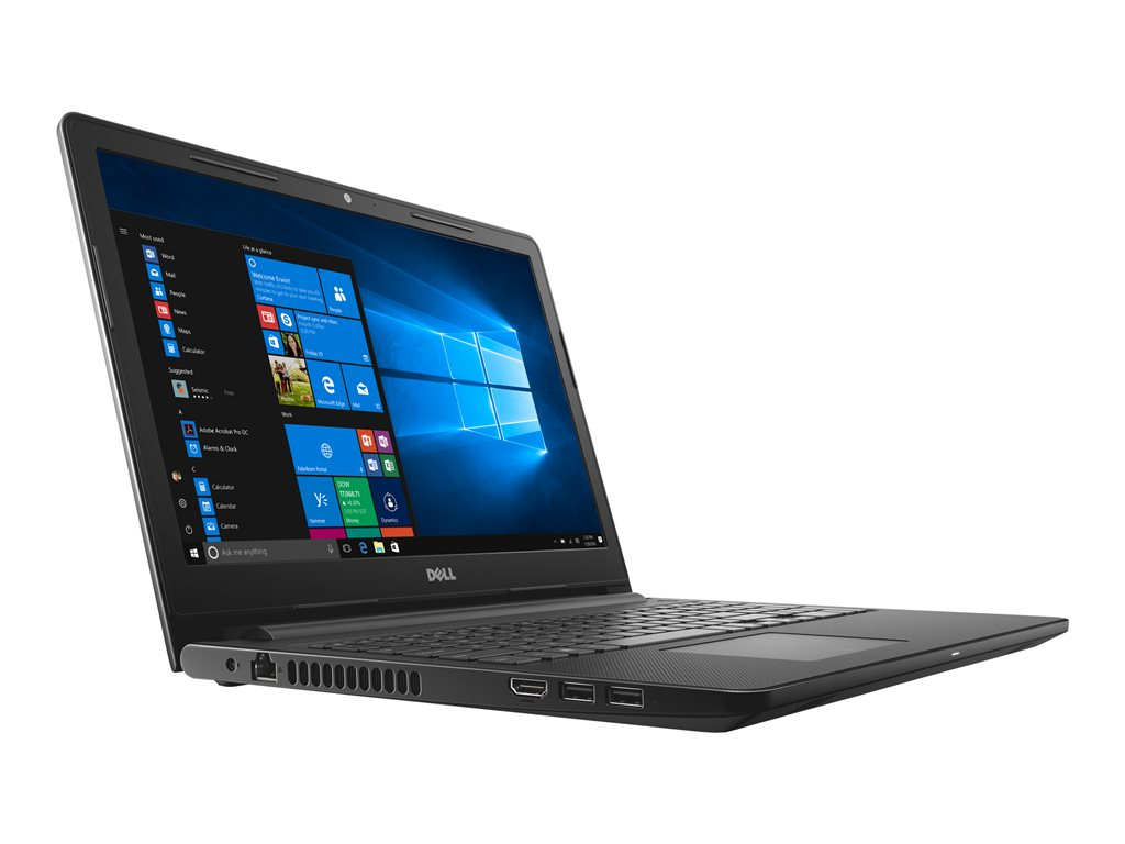 """Dell Inspiron 15 3567 Core i5 7200U   2.5 GHz Win 10 Home 64-bit 8 GB RAM 2 TB HDD DVD-Writer 15.6""""... by Dell"""
