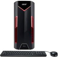 Acer Nitro N50-100 Gaming Desktop Computer - AMD Ryzen 5 2500X 3.6GHz - 8GB DDR4 SDRAM - 1TB HDD - Windows 10 Home
