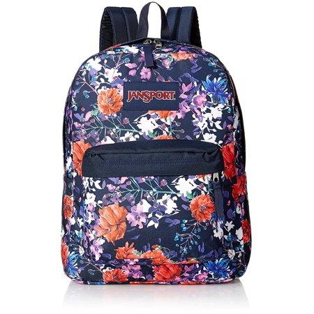 Superbreak Backpack Morning Bloom (Morning Bloom), Jansport backpack By  JanSport From USA