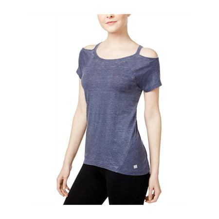 Tommy Hilfiger Womens Cold Shoulder Basic T-Shirt
