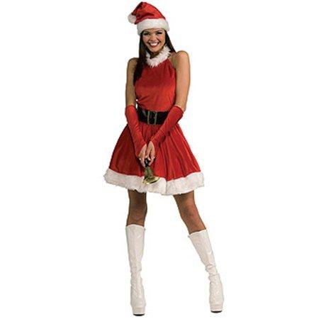 Santa's Inspiration Costume (Halloween Inspiration)