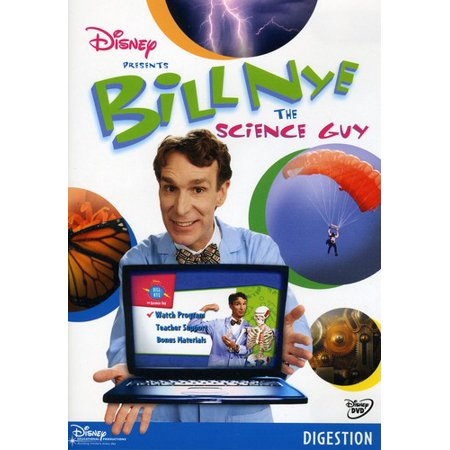 Image of Bill Nye the Science Guy: Digestion