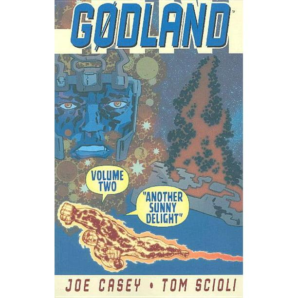 Godland Volume 2: Another Sunny Delight - Walmart.com