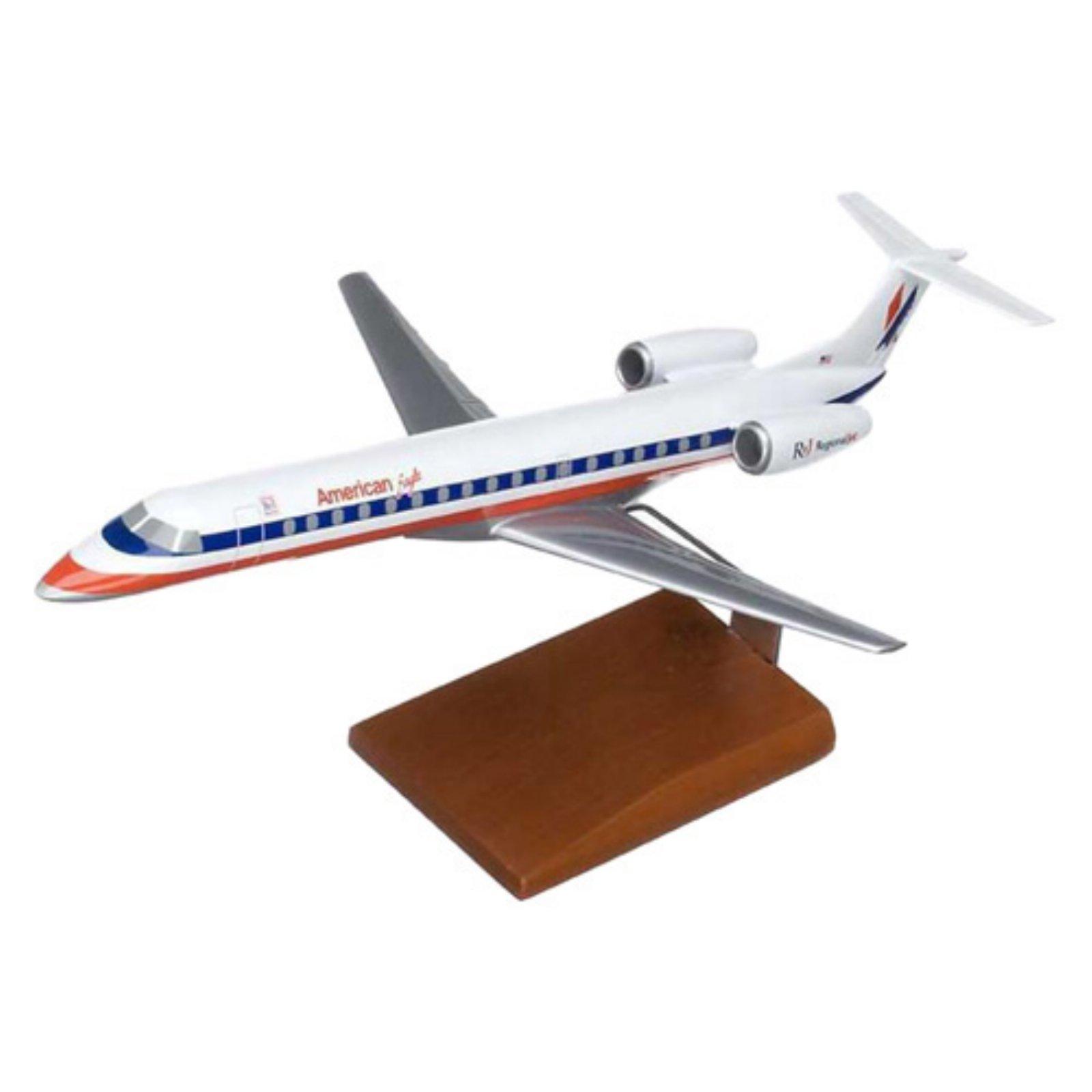 Daron Worldwide Embraer ERJ-145 American Eagle Model Airplane