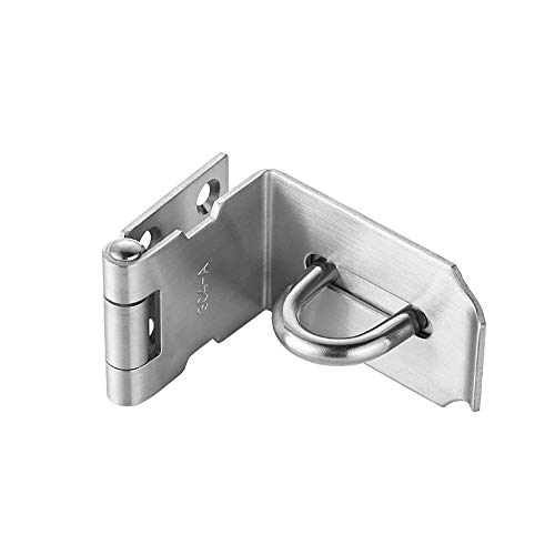 Details about  /Stainless Steel Right Angle Locking Latch Sliding Barn Door Lock for Door Window