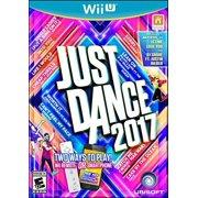 Just Dance 2017, Ubisoft, Nintendo Wii U, 887256023041