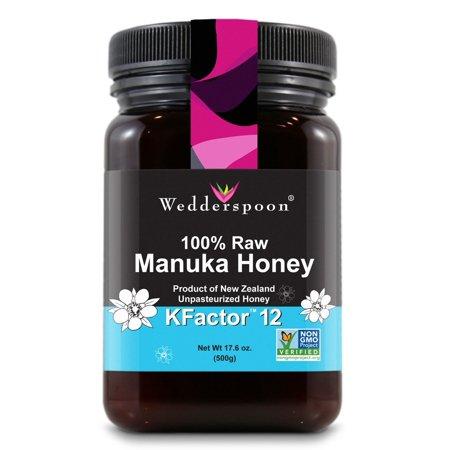 Wedderspoon Organic USA Wedderspoon  Honey, 17.6