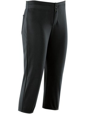 6dadacfde Product Image Womens Unbelted Softball Pant-315132. Product Variants  Selector. BLACK