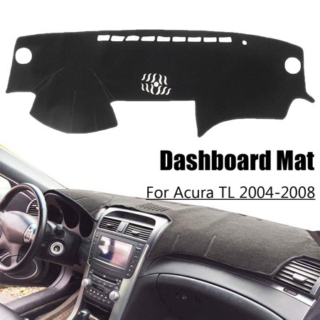 - Non-Slip Dashboard Dash Mat DashMat Anti-Sun Cover Pad For Acura TL 2004 - 2008