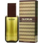 Quorum By Antonio Puig 3.3 / 3.4 EDT Spray For Men