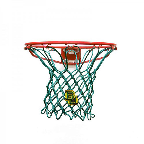 Krazy Netz Baylor University Green Basketball Net