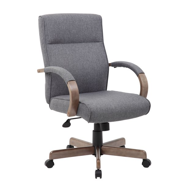Boss Office & Home Reclaim Modern Executive Conference or Desk Chair