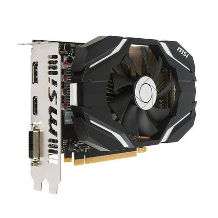 Msi Geforce Gtx 1060 3G Ocv1 Graphics Card