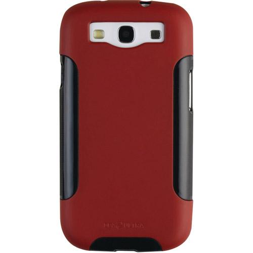 DBA CASES 639713195309 Samsung(R) Galaxy S(R)��III Complete Ultra Package Case (Maroon/Black)