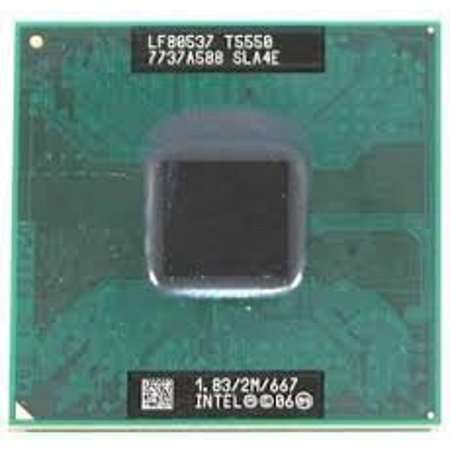 Lenovo ThinkPad R61 Laptop Intel Core 2 Duo T5550 CPU Processor 43N7302-  SLA4E -Refurbished