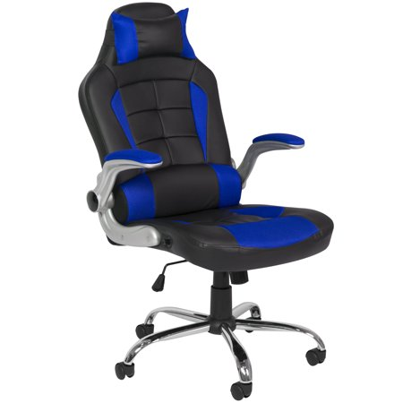 large chair bcp deluxe ergonomic racing style pu leather office chair 16353 | 254ee917 b146 495f bd65 30f501359163 1.295311e937f343abd1acd3757aaaf9aa