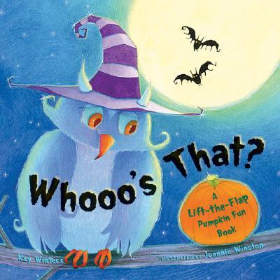 Whooo's That? - Klay Halloween