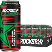 Best Energy Drinks - Rockstar Energy Drink Super Green sugar COQ10 Review