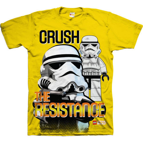 Star Wars The Resistance Boys Graphic Tee