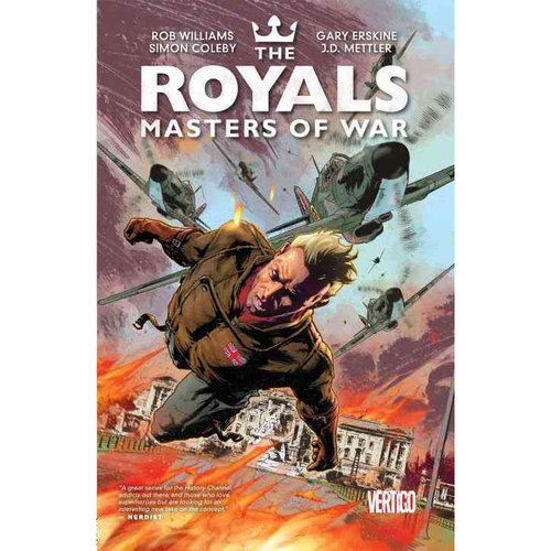 The Royals: Masters of War