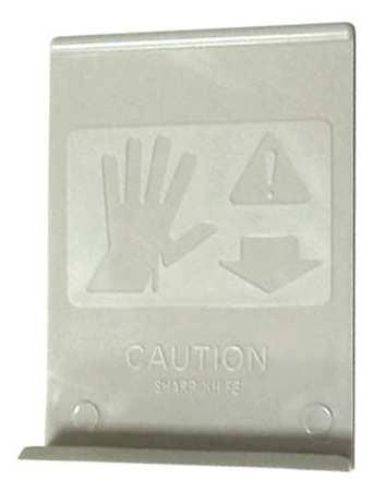 21YK02 Tape Dispenser Wiper, 2 In. by VALUE BRAND