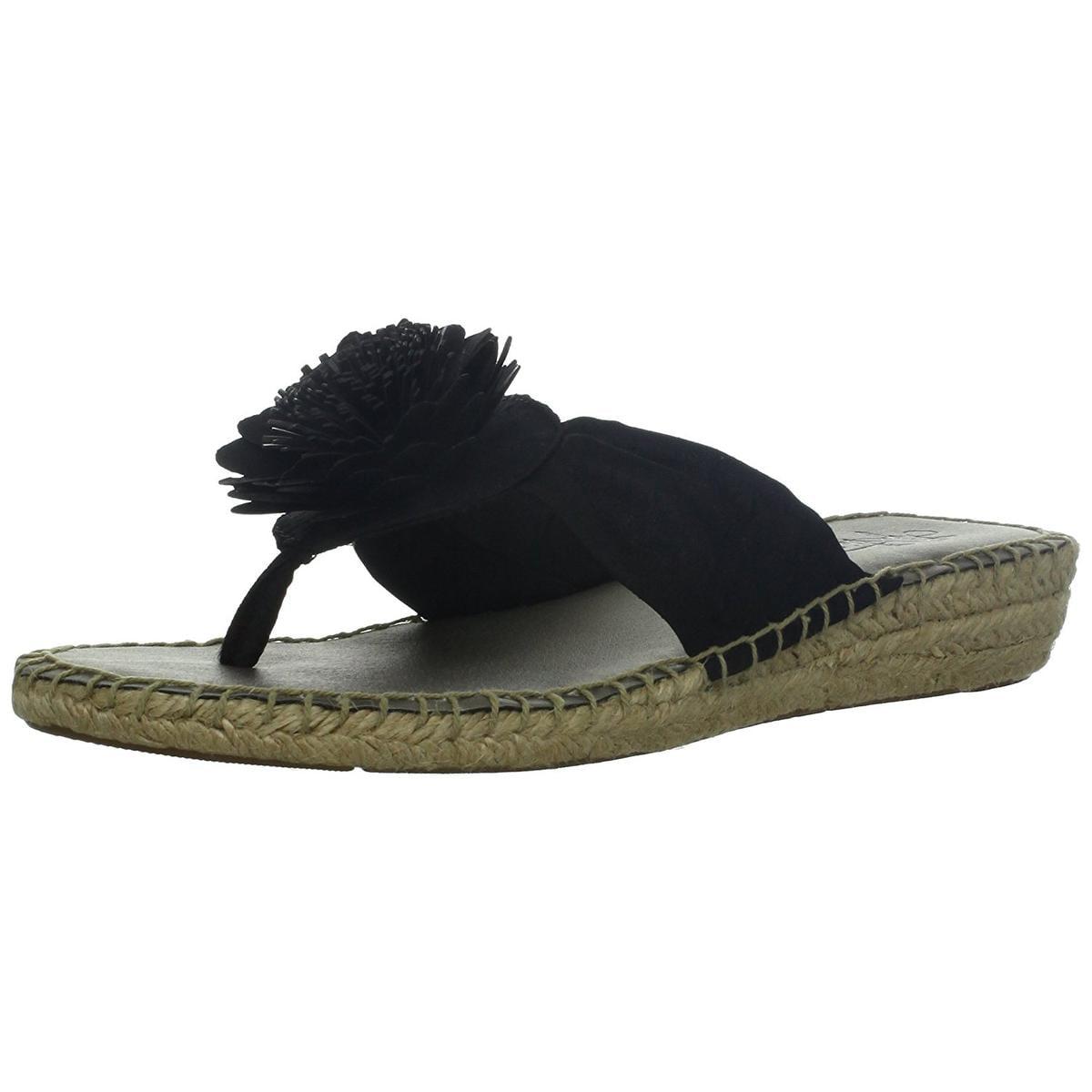 Lifestride Rio Tres Womens Black Sandals by LifeStride