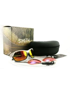 6d9836bc8b Product Image Smith Overdrive Men s Sunglasses 217 X6 White Gray 61 17 135  ChromaPop
