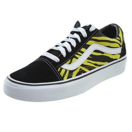 Vans Old Skool ( Zebra ) Unisex Style : Vn0a38g1