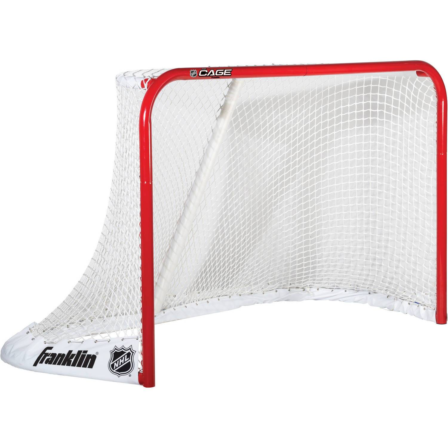 "Franklin Sports NHL Cage 72"" Steel Goal"