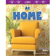 I Spy: At Home (Hardcover)
