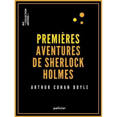 Premières aventures de Sherlock Holmes - eBook - Walmart com