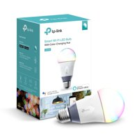 TP-Link LB130 A19 Smart Light Bulb, 60W Color LED, 1-Pack