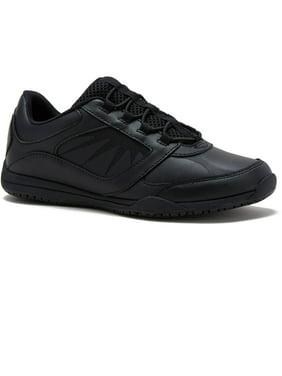 960fed4d245 Product Image Tredsafe Women s Merlot Slip Resistant Athletic Shoe
