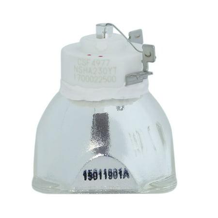 Lutema Economy Bulb for Panasonic PT-LW312U Projector (Lamp Only) - image 4 de 5