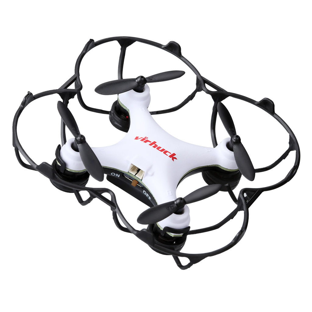 Virhuck Gb202 Mini Drone 2 4ghz 4ch 6 Axis Gyro Multicolor Led