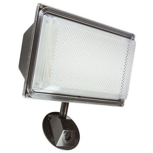 Lights of America 1 Light Outdoor Flush Mount Security Light