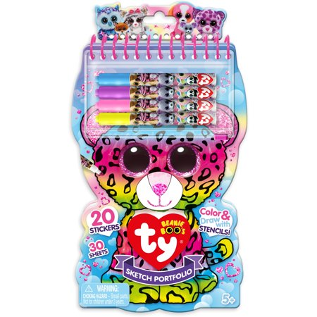 Boo Essential Care Kit - TY Beanie Boos Mini Sketch Maker