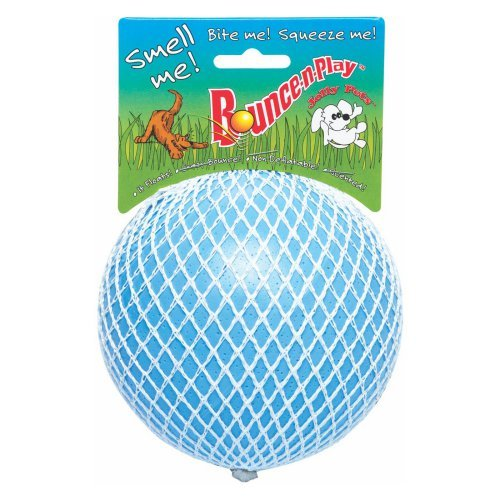"250633 Bounce n Play, 6"" Blueberry"