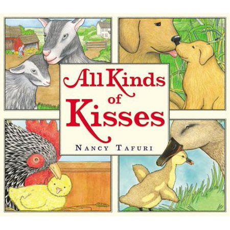 All Kinds of Kisses - eBook