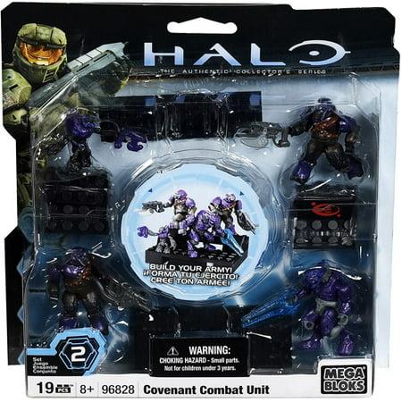 Mega Brands Halo Wars Covenant Combat Unit 4