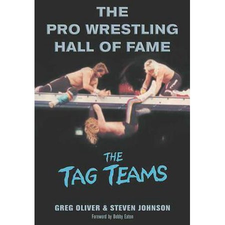 The Pro Wrestling Hall of Fame : The Tag Teams - Pro Football Hall Of Fame Halloween
