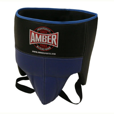 AMBER Fight Gear Gel No Foul Protector Medium