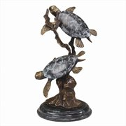 SPI Home BP25576 Large Sea Turtle Duet
