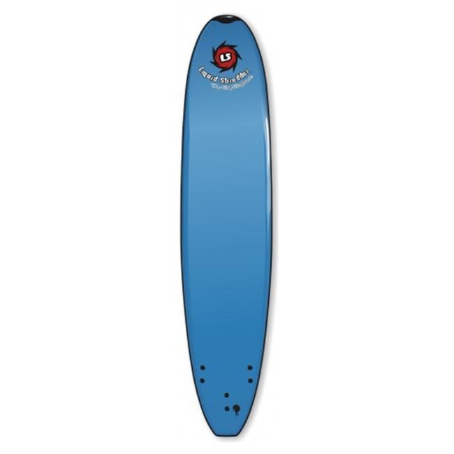Liquid Shredder SB9ft HDSB 9 ft. HD Wide Soft Surfboard -...