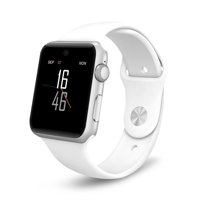2019 New Style A1 Bluetooth Smart Watch Hd Screen Support Sim Card Wearable Devices Smartwatch For Apple Android Pk Dz09 Gt08 Watch Men's Watches