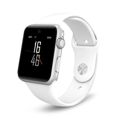 Bluetooth Smart Watch 2 5D Arc Hd Screen Wearable Smartphone For Iphone Android Samsung Htc
