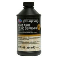 Carquest Wearever DOT 5 Silicone Brake Fluid