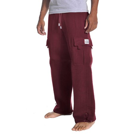 hot-selling clearance lowest discount hot-selling cheap Hat and Beyond - Pro Club Mens Big and Tall Cargo Sweatpants ...