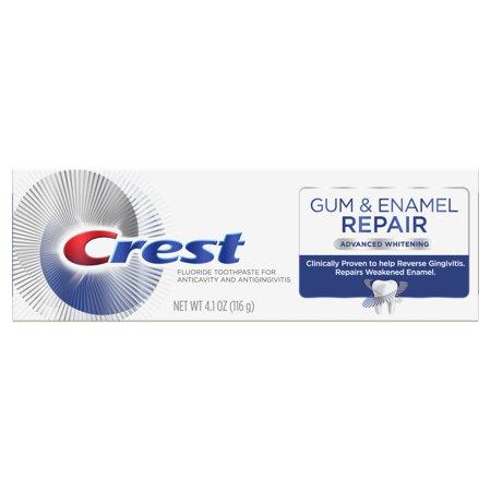 Crest Gum & Enamel Repair Toothpaste, Advanced Whitening,
