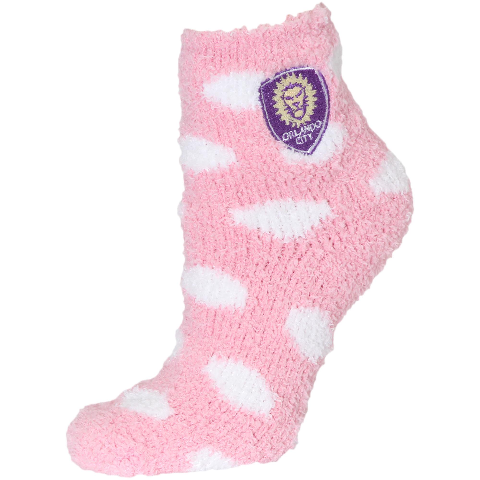 Orlando City SC ZooZatz Women's Fuzzy Socks - No Size